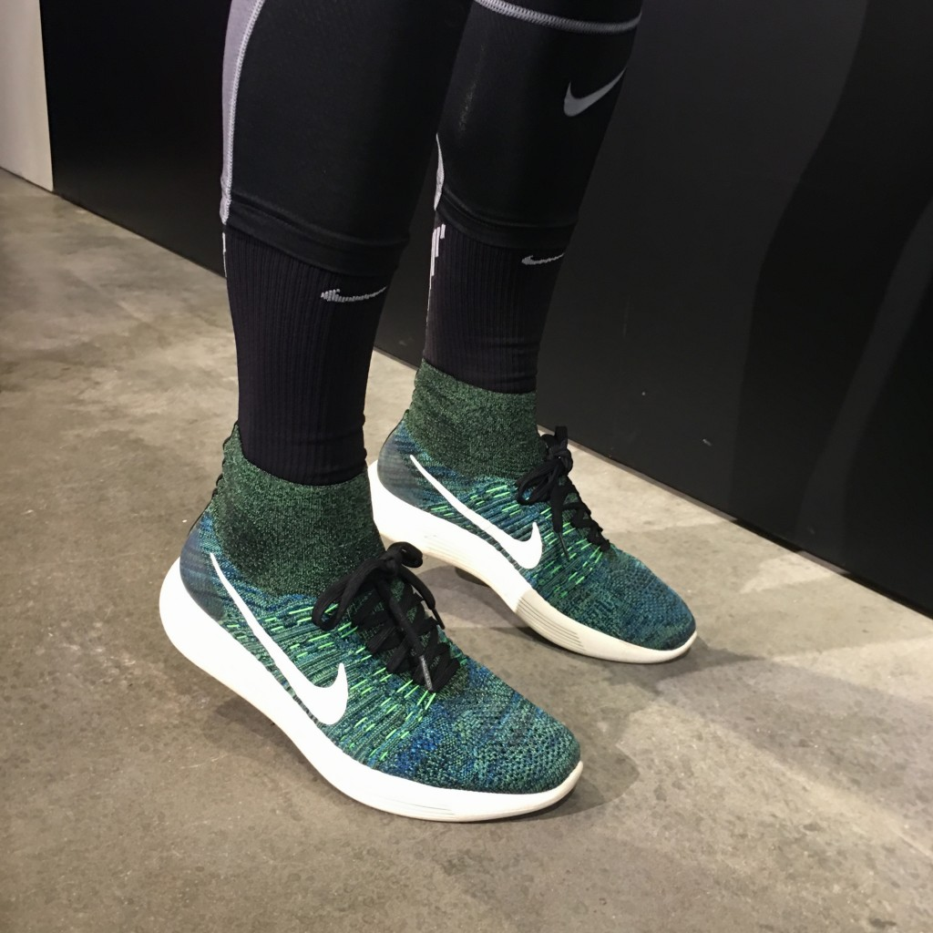 It was a little overdue when Nike introduced the most innovative running  shoe called the Lunar Epic, but they did it on March 3 after a lot of  strategic ...